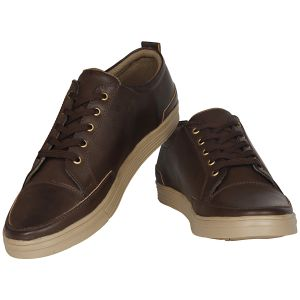 6e7f07e8821 Buy Brown Casual Shoes For Men from Agra Online