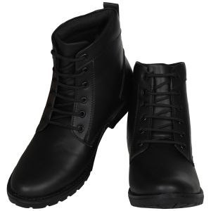 a83b4c45dd7 Black Boot For Men from Agra