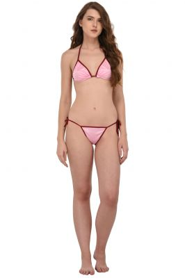 Buy You Forever Solid Lingerie Set (code - Yfcnbksml09) online