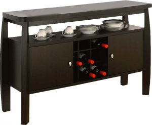 Afydecor Modern Storage Sideboard With 2 Cabinets(Product Code)_3236