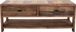 Afydecor Modern Style Coffee Table Plywood Constructed(Product Code)_3436