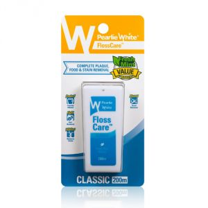 Buy Pearlie White Flosscare Waxed Mint Floss 200m (imported) online