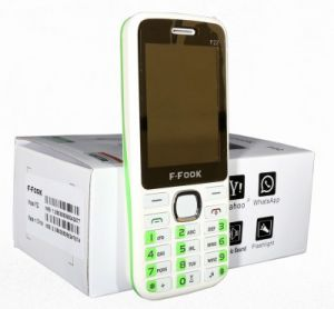 F-Fook F22 FM With Recording 1 MB RAM 1MP Camera With Flash Dual Sim Mobile