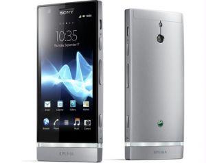Sony Xperia U 3G+WiFi Touch Screen Mobile Phone.