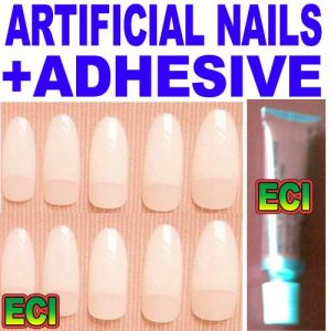 daf6ab2a84 Buy Beautiful Artificial Nails With Adhesive Tube Online | Best ...