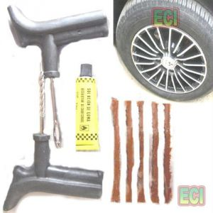 Full Tools Kit Car Tubeless Tier Puncture Repair