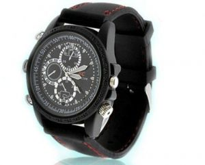 Buy Hdindia HD 1280*960 Spy Wrist 4 GB Dv Watch Video Hidden Camera Dvr Waterproof Camcorder online