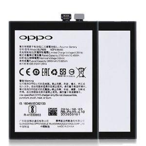 Buy Oppo R9 Li Ion Polymer Replacement Battery Blp-609 By Snaptic online