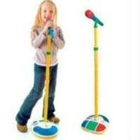 Buy Kids Microphone With Adjustable Stand online