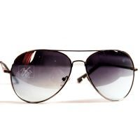 Buy New Stylish Aviator Sunglasses For Men With Hard Case Box Free online