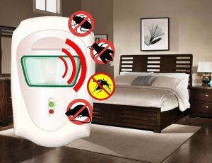 Buy Electronic Pest & Mosquito Killer Machine With New Air Purifier Technology online