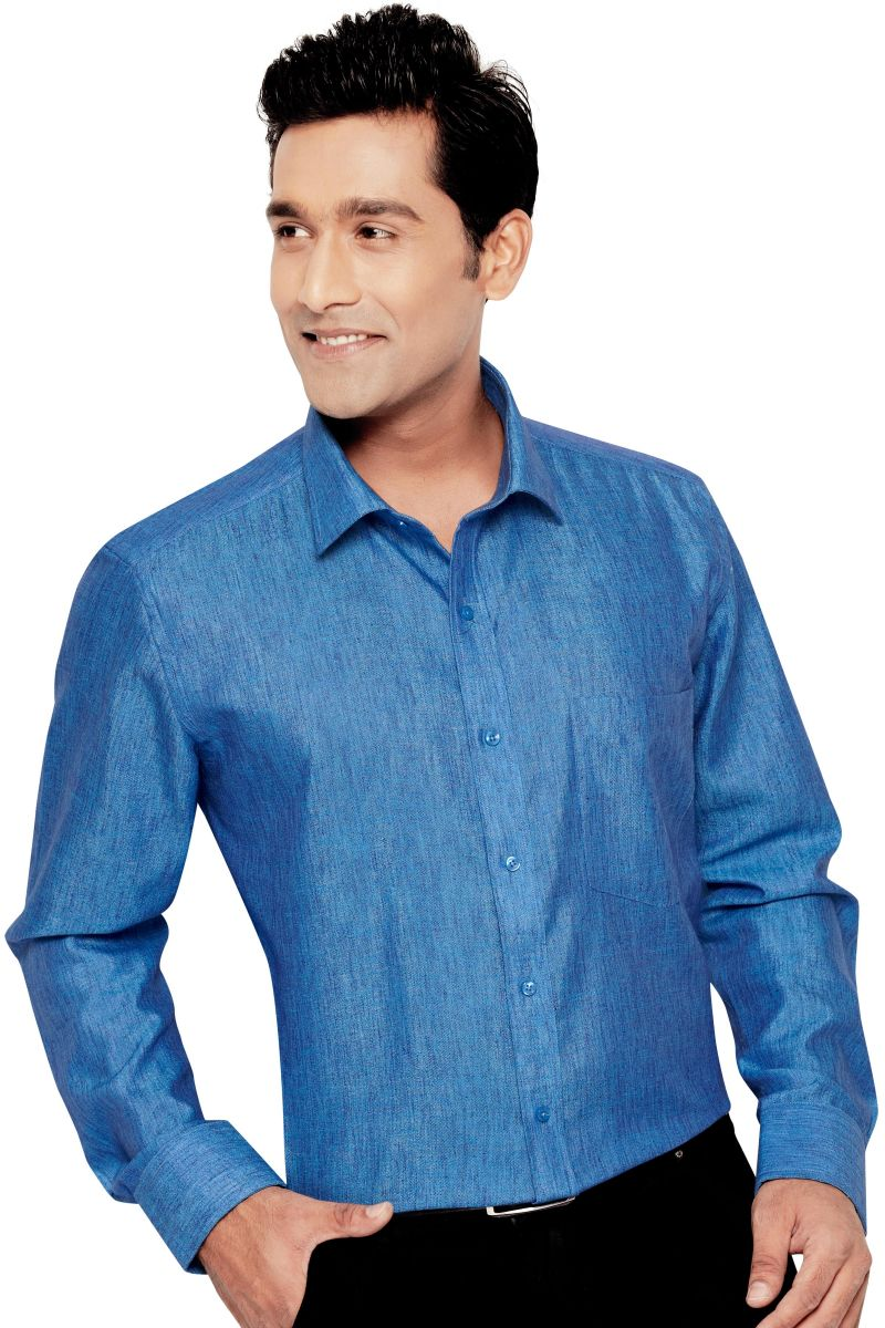 Buy Tunica Party Wear Shirt Blue By Corporate Club (code - Tunica 07) online