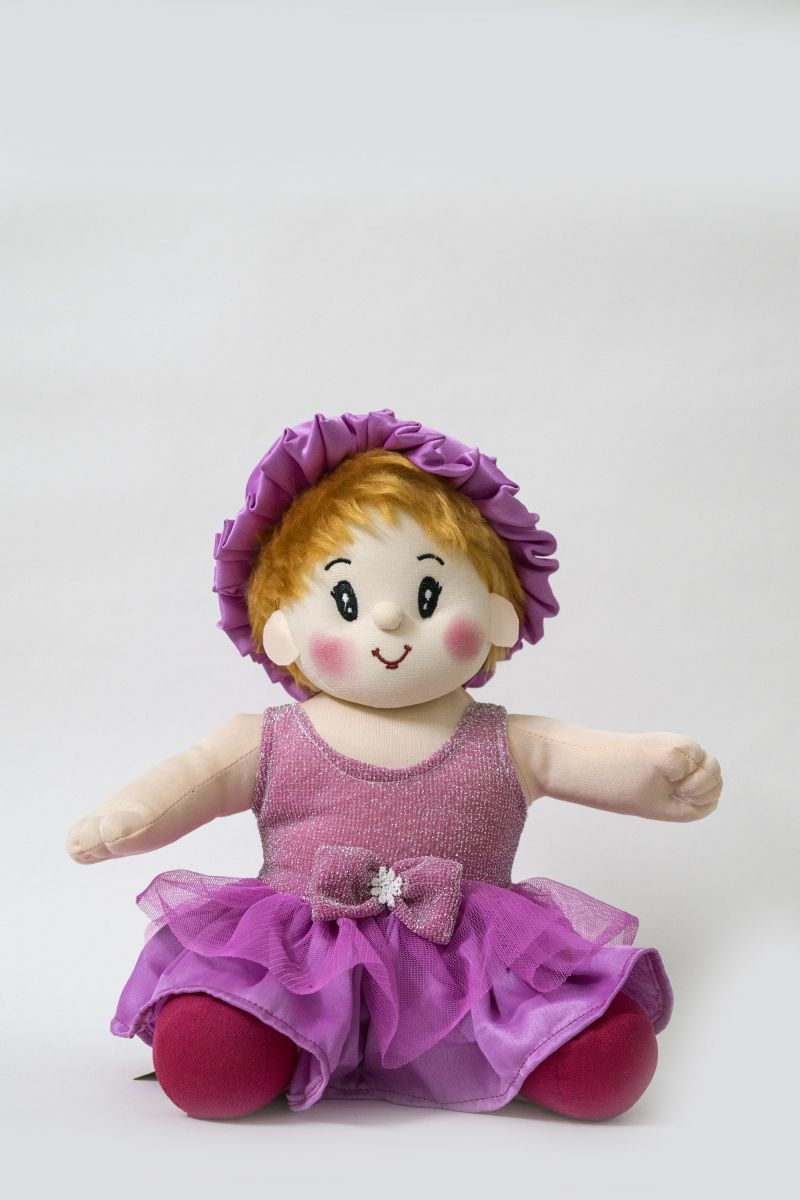 Buy Baby Doll Girl Sweety Pink Color by Lovely Toys online