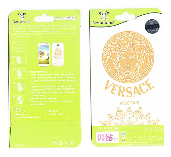 Buy Designer Front And Back Screen Protector For Samsung Galaxy S4 I9005 Src418 online