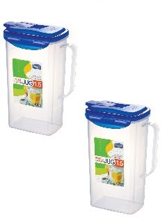 Buy Lock&Lock Aqua Water Jug With Flip Top Lid online