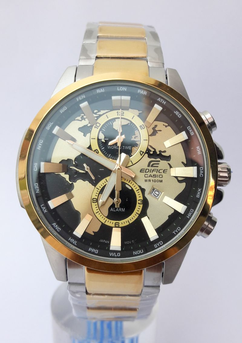 Best Deal Singapore Casio Edifice Chronograph Mens Watch Efr 547sg 7a9v Silver Gold Imported 303 1av Black Dial Sg For Men New Arrival 70