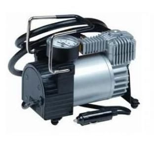 Buy 12v Car Suv Air Compressor Pump Heavy Duty Metal Body 12 V online