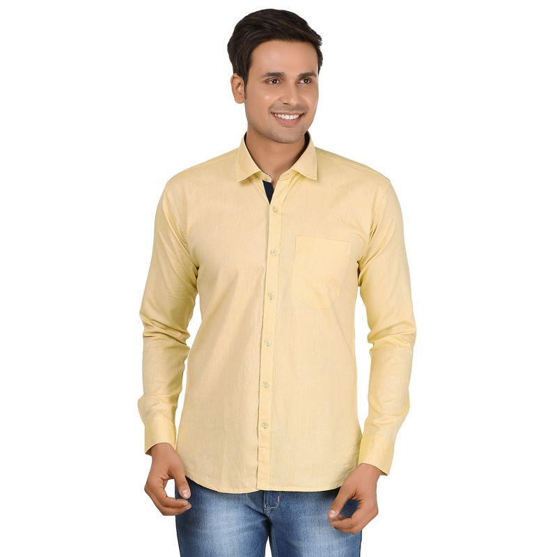 Buy Visach Men Shirt For Formal Wear Online Best Prices In India