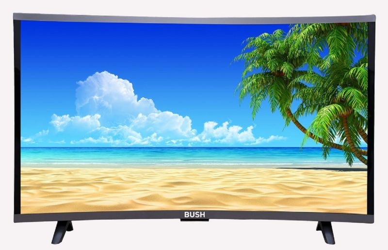 Buy Bush 32 Inch Curved LED TV Online | Best Prices in India: Rediff  Shopping