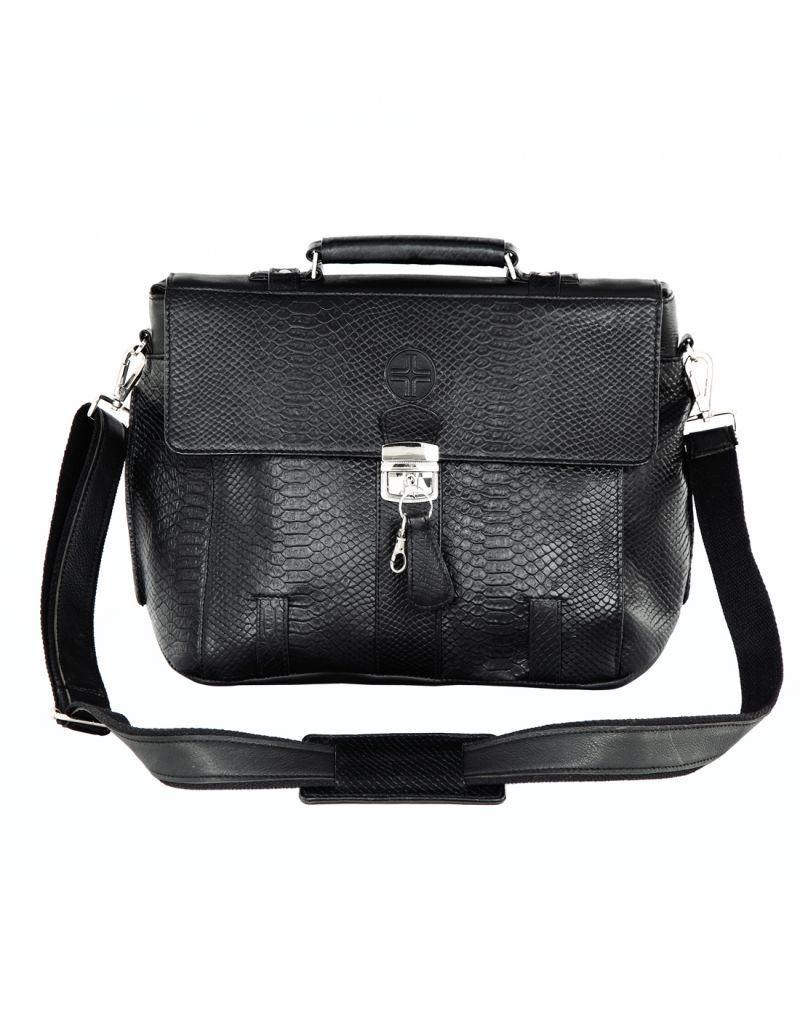 Buy Jl Collections Leather Laptop Executive Messenger Bag (code - Jl_eb_3480) online