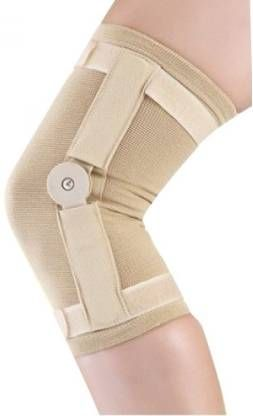 Buy Kudize Hinged Knee Cap Tubular Knee Support Knee Sprain & Strain Arthritis (code - Gr11) online