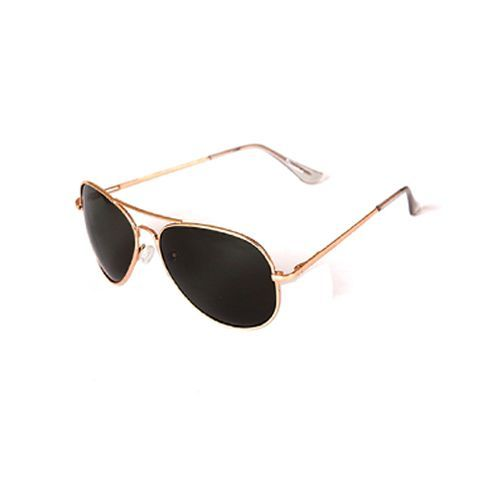 Buy Lotto Golden And Green Aviator Sunglass online