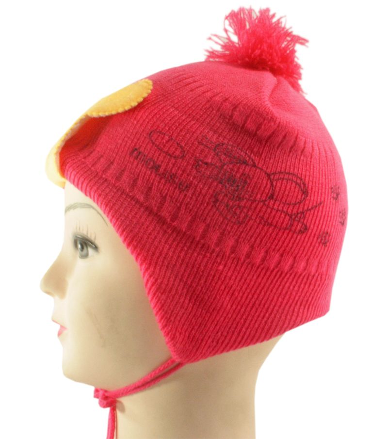 Buy Free Size Winter Acrylic Woolen Hat Caps For Children Online ... f396a32cc80