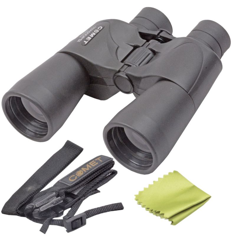 Buy COMET 10X50 Powerful Prism Binocular Telescope with Pouch online