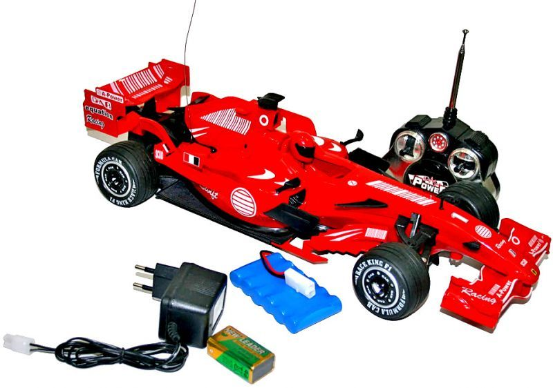 Buy Formula 1 Remote Control Racing Car Model Rechageable Online Best Prices In India Rediff Shopping